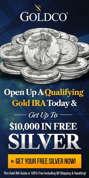 Open a Gold IRA and Get Free Silver